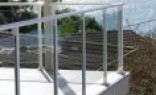 Alumitec Glass balustrading