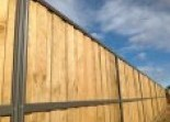 Lap and Cap Timber Fencing Your Local Fencer